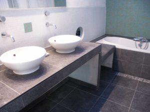 douche wc installatie